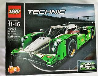 Lego 42039 Technc 24 Hours Race Car 1219 Pzs