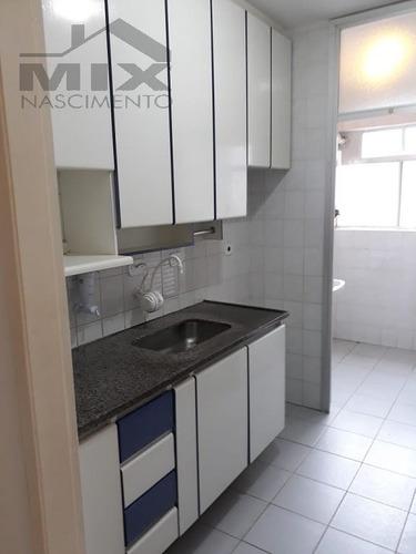 Apartamento Em Suiço  -  São Bernardo Do Campo - 1317