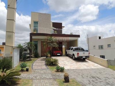 Aruã Brisas - Oportunidade - Casa Em Condominio Fechado Em Mogi Das Cruzes - Com Elevador - 3 Dormitorios (2 Suites + Escritorio ) - 851