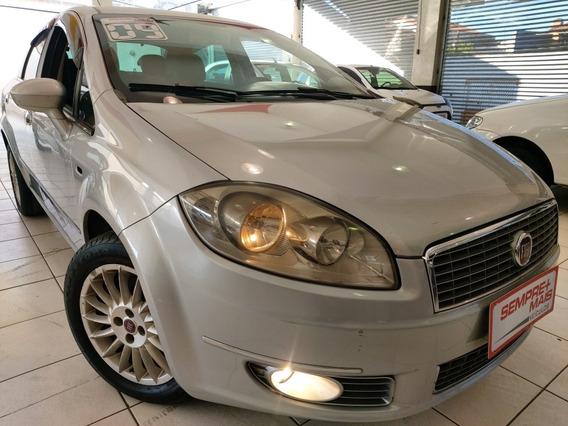 Fiat Linea 2009 1.9 16v Absolute Flex Dualogic 4p Veículos