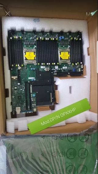 Placa Servidor Dell Poweredge R620 Socket 2011 Dp/n Opxxhp