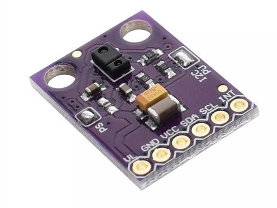 Sensor Gy-9960-3.3 Apds-9960 Proximidade Gestos Rgb Arduino