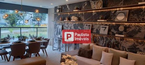 Apartamento À Venda, 125 M² Por R$ 1.500.000,00 - Campo Belo - São Paulo/sp - Ap30882