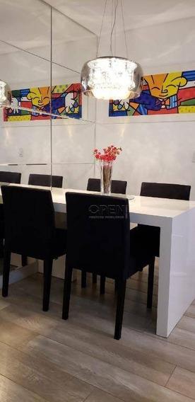 Apartamento Com 2 Dormitórios À Venda, 63 M² Por R$ 550.000 - Cerâmica - São Caetano Do Sul/sp - Ap10114