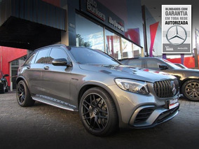 Mercedes Benz Glc-63 Amg 4.0 V8 Biturbo