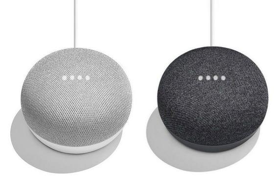 Caixa De Som Speaker Google Home Mini Wi-fi Lançamento