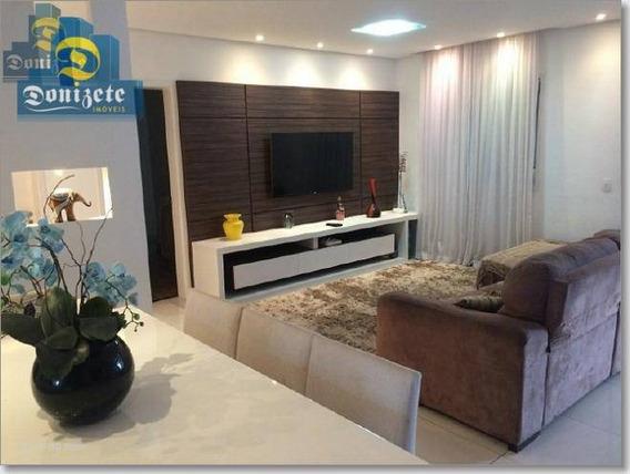 Apartamento Residencial À Venda, Santa Paula, São Caetano Do Sul. - Ap7105