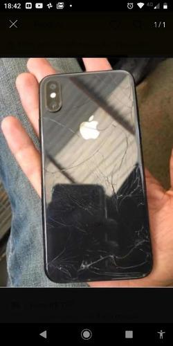 Compro iPhone Com A Tela Quebrada