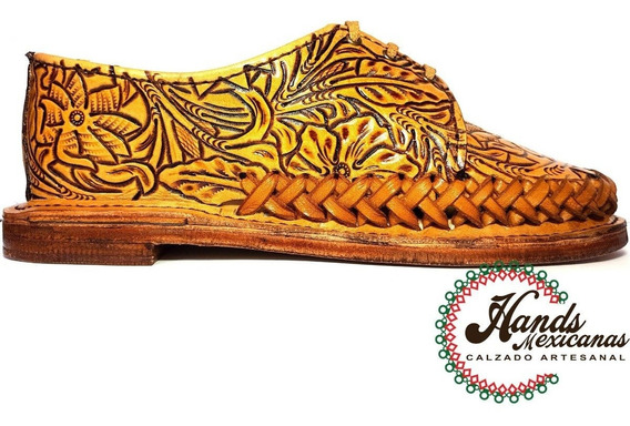 Zapato Cincelado (talabarteria)