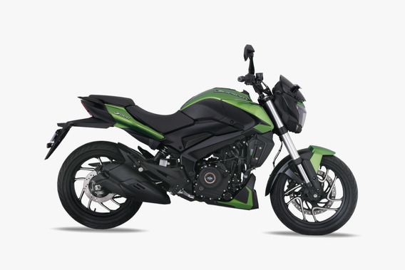 Bajaj Dominar 400 Naked Pronto Motos