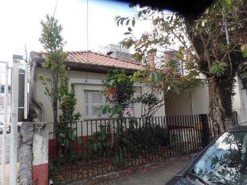 Terreno À Venda, 130 M²  - Tatuapé - São Paulo/sp - Ta6376