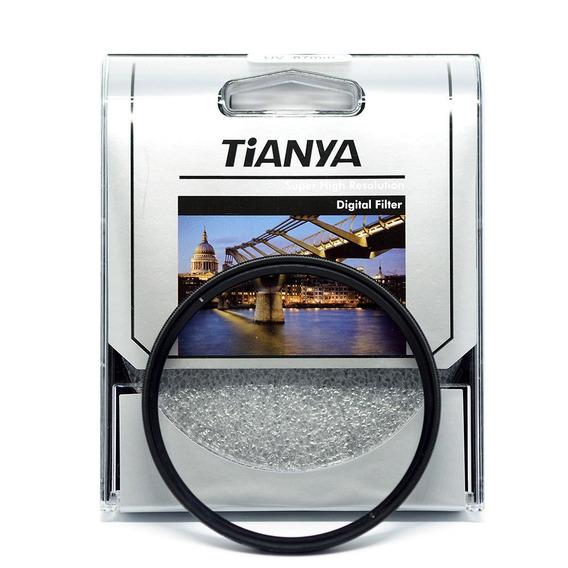 Filtro De Proteção Uv Tianya 58mm P/ Canon Nikon Sony Fuji