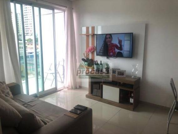 Apartamento Com 2 Dormitórios Para Alugar, 70 M² Por R$ 2.800/mês - Nossa Senhora Das Graças - Manaus/am - Ap2971