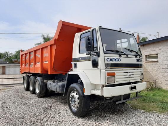 Cargo 2625 Año 98 Volcadora Patronelli 20m3