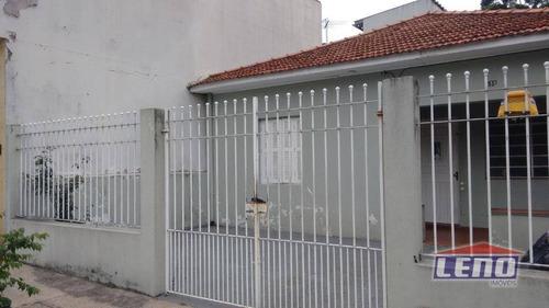 Imagem 1 de 3 de Casa Com 3 Dormitórios À Venda, 142 M² Por R$ 660.000,00 - Vila Libanesa - São Paulo/sp - Ca0205