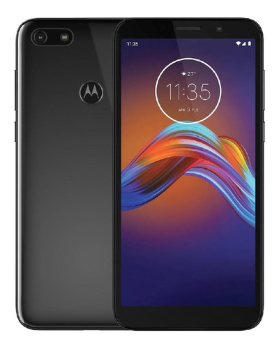 Motorola E6 Play 5.5¨ 32/2gb Huella + Funda Regalo! Cover Co