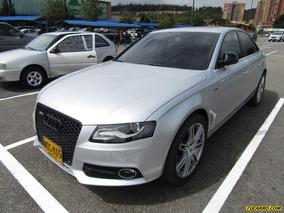 Audi A4 B8 1.8 Tfsi Luxury Tp 1800cc T