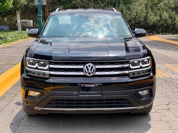 Volkswagen Teramont Comfortline Plus 2019