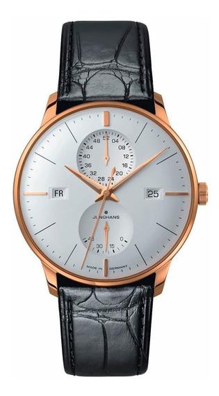 Reloj Junghans Meister Agenda Original Jh027736601
