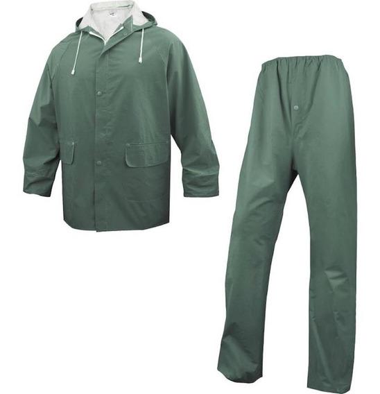Camisa Y Pantalón De Lluvia Costuras Termoselladas