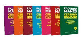 Clarín Colección Facundo Manes Set De 7 Libros