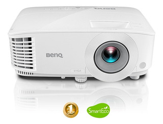 Proyector Benq Ms550 Svga 800x600 3600 Lúmenes Vga Hdmi Pce