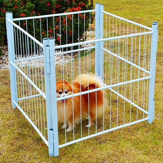 Casinha Cachorro Cercado Pet Filhotes Cão 4/80cm