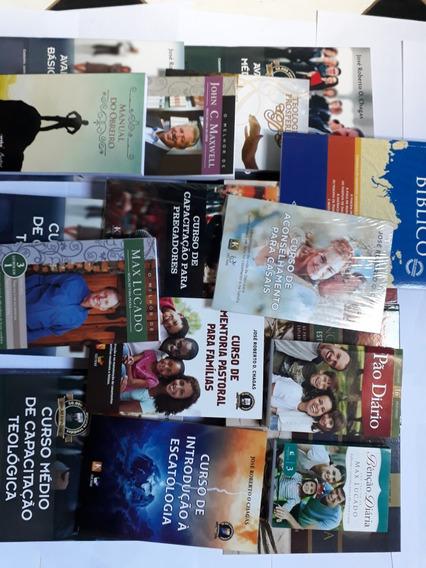 Livros Do Curso Capacitação Teológica