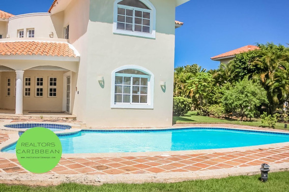 Cocotal Villa Super Luxury Vacia Piscina Privada 4hb Amplia Piscina