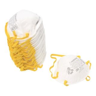 3m Respirador Para Partículas 8210 20 Pack