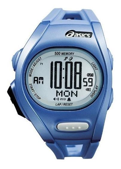 Relógio De Pulso Asics Race Regular - Azul Claro