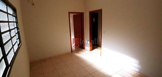 Casa Com 4 Dormitórios Para Alugar, 350 M² Por R$ 1.300,00/mês - Jardim Estrela - São José Do Rio Preto/sp - Ca2376