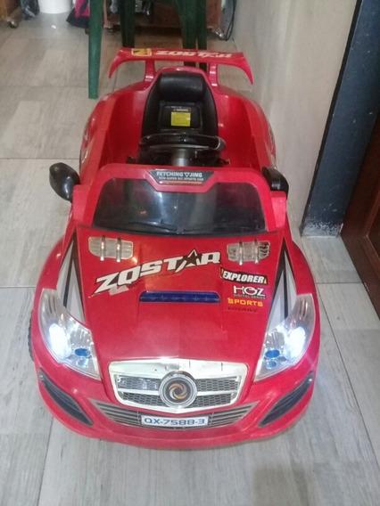 Carro Control Remoto Y Bateria Buen Estado. 420 Mil Pesos