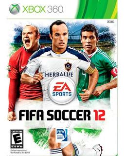 Fifa 12 Xbox 360 - Juego Nuevo ! - Físico!- Disponible!
