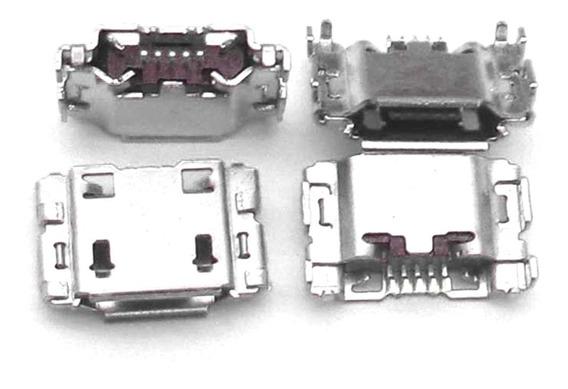 Conector Micro Usb Multilaser M7s Quad Core 3º Ger Kit 5 Un