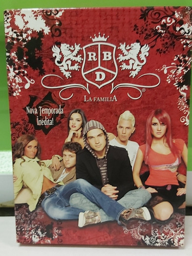 Dvd Rbd La Família