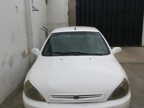Auto Kia Rio Rs Color Blanco, Modelo 2003
