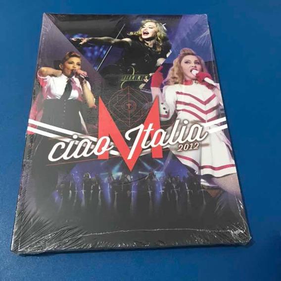 Livro Madonna Ciao Italia