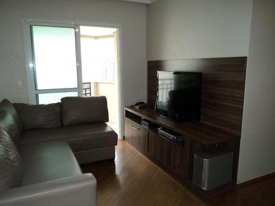 Apartamento Em Vila Regente Feijó, São Paulo/sp De 82m² 3 Quartos À Venda Por R$ 620.000,00 - Ap235621