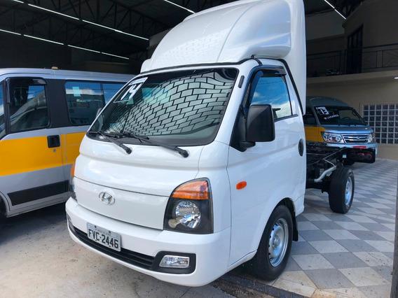 Hyundai Hr 2.5 2014 Baú Novo