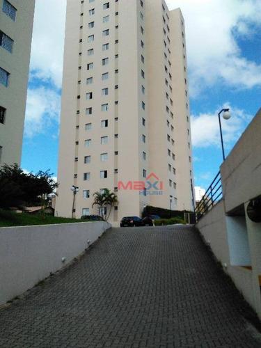 Apartamento Com 2 Dormitórios À Venda, 53 M² Por R$ 345.000  Avenida Miguel Frias E Vasconcelos, 1200 - Jaguaré - São Paulo/sp - Ap0726
