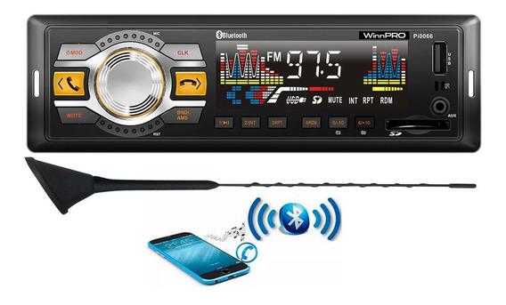 Radio Som Automotivo Bluetooth + Montana Novo Astra