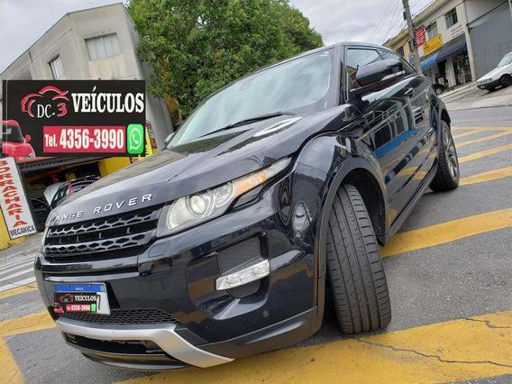 Lr Range Rover Evoque 2.0 Si4 4wd Dynamic Coupé - Único Dono