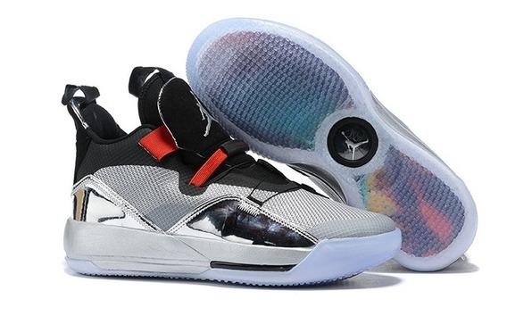 Tenis Nike Air Jordan 33 Varias Cores 34 Ao 43 Frete Gratis