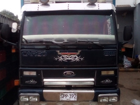 Ford Cargo 815 2007