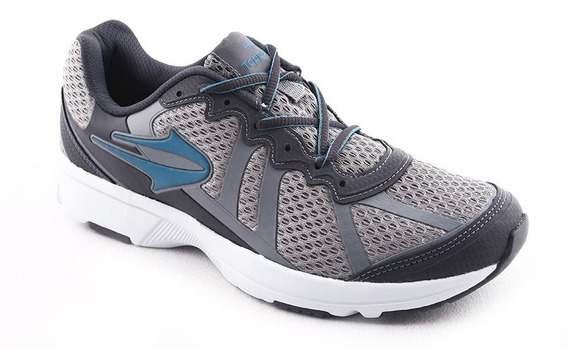Zapatilla Running Motion Gr/az Topper Unisex
