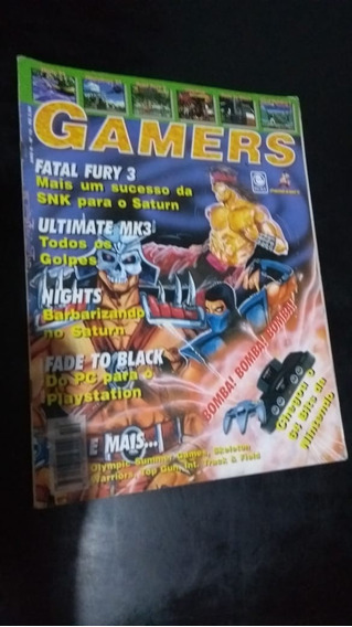 Revista Gamers Nº 10 Ano Ii Ótimo Estado Video Game