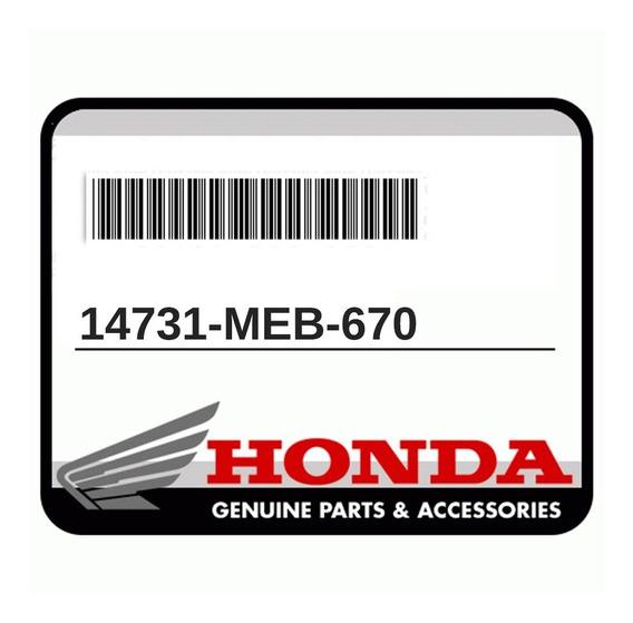 Tucho Válvula Original Honda Off Road Crf450 [14731 Meb 670]