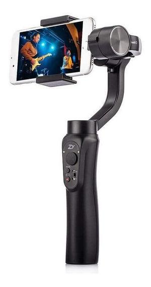 Zhiyun Smooth Q Estabilizador Gimbal 3-eixos Para Smartphone