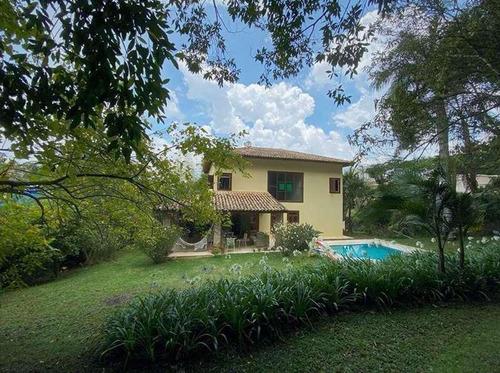 Imagem 1 de 30 de Casa Com 3 Dormitórios À Venda, 397 M² Por R$ 1.800.000,00 - Aldeia Da Fazendinha - Carapicuíba/sp - Ca0245